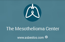 Mesothelioma Center logo