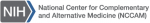 National Center for Complementary and Alternative Medicine logo