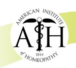 American Institute of Homeopathy logo