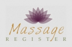 Massage Register logo